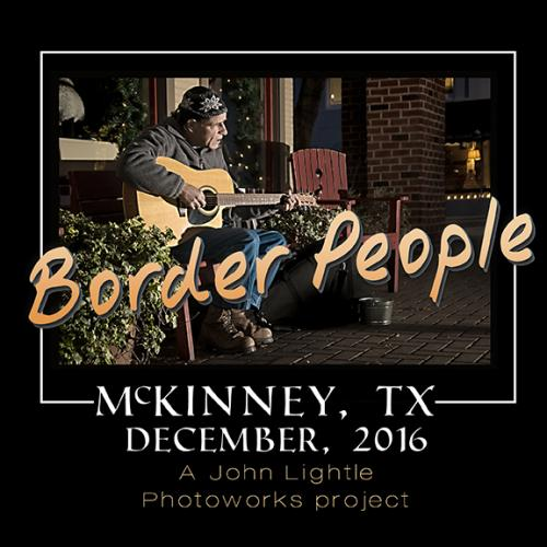 Border People Cover