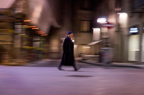 Florence in Motion II The Actor's Stroll